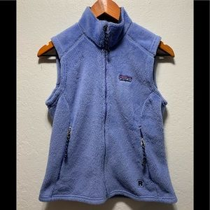 Patagonia made in USA vest *small